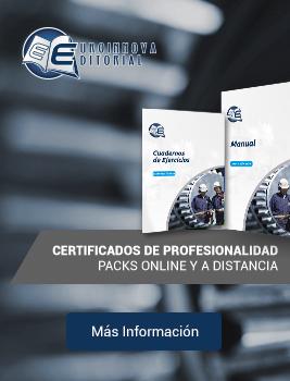 Banner Certificados de Profesionalidad Euroinnova Editorial