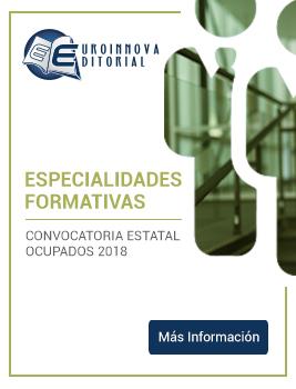 Banner Especialidades Formativas Euroinnova Editorial