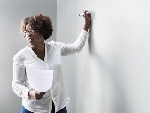 Averigua cómo ser un buen profesor