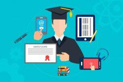 Plataforma de aprendizaje online para certificados